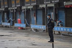 Trung Quốc: COVID-19 không bắt nguồn từ chợ hải sản Vũ Hán