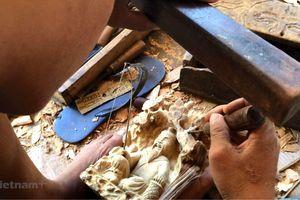 Làng mộc Kim Bồng: Nơi những nghệ nhân Việt thổi hồn vào gỗ