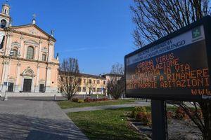 Số ca nhiễm COVID-19 tại Italy tăng vọt lên 132, người thứ 3 tử vong