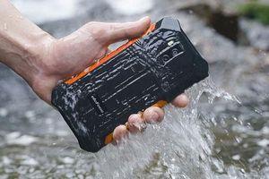 Smartphone chống nước, độ bền chuẩn quân đội, pin 5.000 mAh, giá hơn 3 triệu đồng