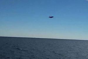 Chiến đấu cơ Nga tiếp tục uy hiếp chiến hạm Mỹ tại biển Đen