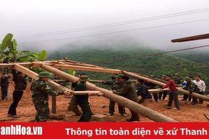 Hiệu quả của phong trào toàn dân tham gia bảo vệ chủ quyền an ninh biên giới ở Tam Chung