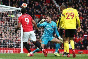 Cận cảnh: Pha ghi bàn đẳng cấp của Martial trong trận MU 3-0 Watford