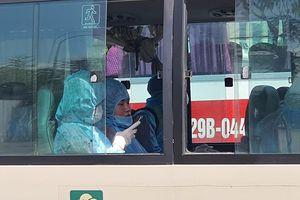 Miền Trung kích hoạt chống dịch, cách ly khách từ Daegu
