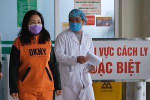 Bệnh nhân thứ 16 nhiễm virus corona xuất viện hôm nay