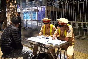 Dính nồng độ cồn, tài xế ở Đà Nẵng bị phạt 35 triệu đồng