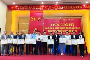 Sóc Sơn thành lập 28 tổ chức Đảng trong doanh nghiệp ngoài khu vực Nhà nước