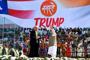 Tổng thống Mỹ Ð.Trăm thăm chính thức Ấn Ðộ