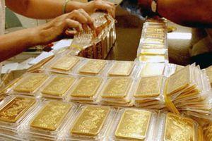 Giá vàng tăng phi mã lên 49 triệu đồng/lượng
