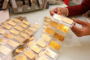 Giá vàng SJC đột ngột giảm 1,4 triệu đồng/lượng