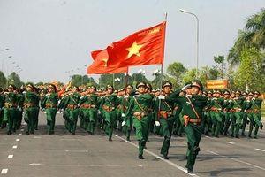 Quân đội ta là một thể thống nhất, đoàn kết và vững như bàn thạch