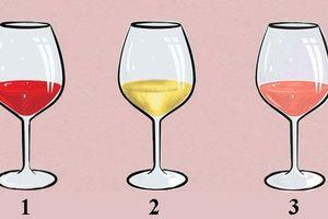 Trắc nghiệm: Ly rượu vang nói lên tính cách