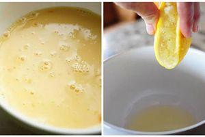 Bỏ cái này khi rán trứng món ăn trở nên thơm ngon hấp dẫn, rán ít mà được nhiều cả nhà thích mê
