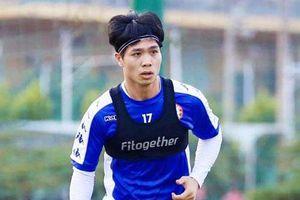 Công Phượng: 'Tôi học hỏi được rất nhiều từ môi trường bóng đá Nhật Bản, Hàn Quốc và Bỉ'