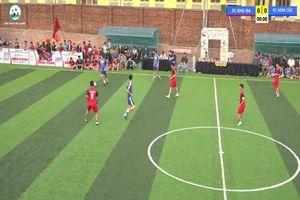 Màn khai mạc hoành tráng giải bóng đá Hòa Lạc open năm