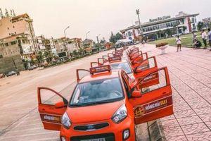 Bắc Giang: Một hãng taxi bị thu hồi phù hiệu 3 tháng