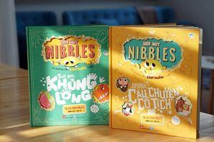 Siêu mọt Nibbles - Bộ sách tranh hấp dẫn dành cho thiếu nhi