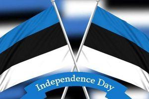 Lãnh đạo Việt Nam gửi điện mừng Quốc khánh Estonia