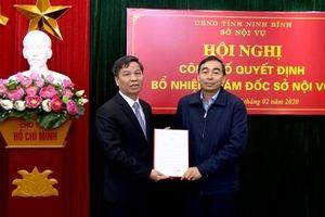 Nhân sự, lãnh đạo mới tại Ninh Bình và Tuyên Quang