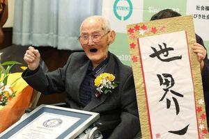 Cụ ông sống lâu nhất thế giới qua đời ở tuổi 112