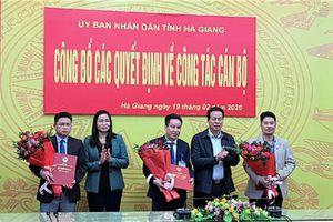 Hà Giang có tân Giám đốc Sở Giáo dục và Đào tạo sau lùm xùm gian lận thi cử