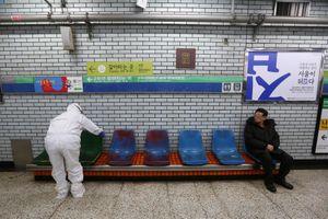 Hàn Quốc xác nhận thêm 84 ca nhiễm mới chiều nay (25/2), nâng tổng số ca nhiễm bệnh lên 977