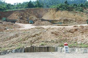 Tràn lan nạn trộm đất ở Quảng Nam