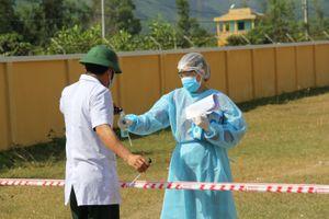 Cận cảnh nơi cách ly của 69 người về từ Daegu tại Đà Nẵng