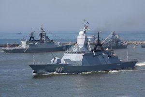 Lớp hộ vệ hạm Nga định đóng một lúc 10 tàu có gì đặc biệt?