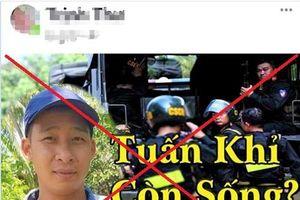 Chia sẻ video xuyên tạc vụ Tuấn 'khỉ', một phụ nữ ở Cà Mau bị phạt 7,5 triệu đồng
