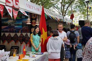 Quảng bá văn hóa du lịch Việt tại Lễ hội Đa văn hóa Australia