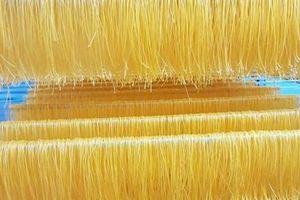 Bún dưa hấu sản phẩm mới góp phần 'giải cứu' nông sản Việt ảnh hưởng từ dịch Covid-19