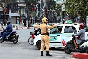 Hà Nội: Xử lý nghiêm các hành vi vi phạm trật tự, an toàn giao thông