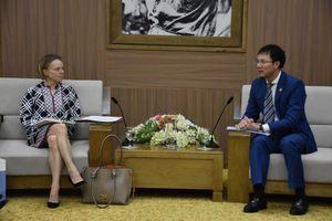 Củng cố và tăng cường quan hệ hợp tác pháp luật và tư pháp Việt Nam – CHLB Đức