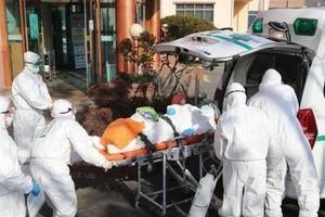 Số ca tử vong do virus Covid-19/nCov tăng ở Iran, Hàn Quốc và Ý