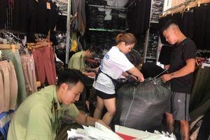 Hà Nội xử lý hơn 1.200 vụ buôn lậu