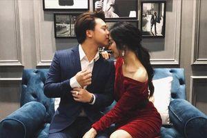 Cùng nhìn lại những khoảnh khắc ngọt ngào của Hòa Minzy và bạn trai thiếu gia