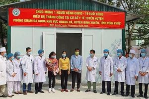 Việt Nam không còn ca mắc SARS-CoV-2