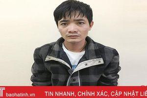 Bắt đối tượng chuyên bán lẻ ma túy tại Lộc Hà