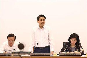 Hà Nội bàn giải pháp tăng trưởng kinh tế-xã hội đối phó COVID-19