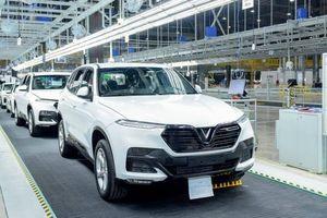 VinFast rục rịch xuất khẩu ô tô sang Úc