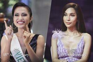 Hoài Sa hát nhạc Diva, Vicky Trần nhảy hiện đại cùng lọt Top 13 Tài năng tại Miss Int' Queen 2020