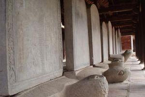 Nghề đục đá ở Thanh Hóa
