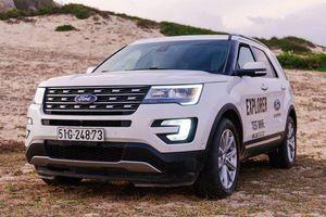 Ford bất ngờ công bố giá bán mới của Explorer, giảm tới 269 triệu