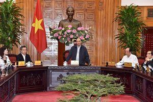 Thủ tướng: Bạc Liêu cần phát triển nuôi tôm siêu thâm canh để tận dụng các FTA