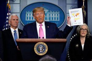 Tổng thống Donald Trump thành lập lực lượng phản ứng nhanh chống dịch Covid-19