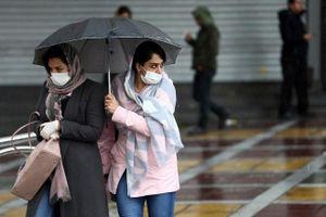 Iran có thêm 7 người chết vì virus corona trong 1 ngày
