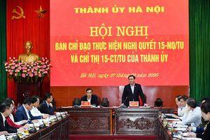 Bí thư Thành ủy Vương Đình Huệ: Tập trung rà soát, giải quyết các vụ việc tồn đọng, bức xúc