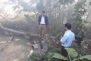 Chủ tịch tỉnh Bắc Ninh chỉ đạo 'nóng' giải quyết ô nhiễm sông Cầu