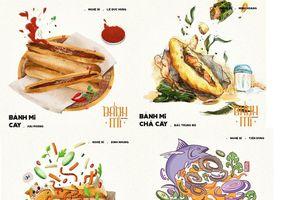 Bạn có biết 17 loại bánh mì đặc trưng của Việt Nam từ Bắc chí Nam